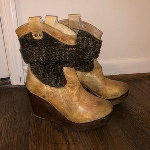 Bed Stu BRUGES Sweater Boots